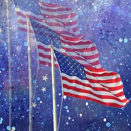 Rosalie Scanlon - Three Flags