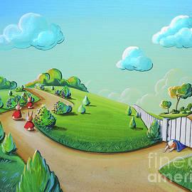 Three Good Little Bunnies, One Naughty Bunny - Cindy Thornton