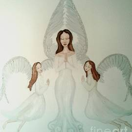 Three Graces by Wendy Wunstell
