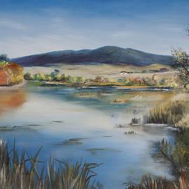 Claire Murray - Threipmuir Reservoir, Scotland
