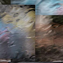 Julie Weber - Through the Rain. Gaze -