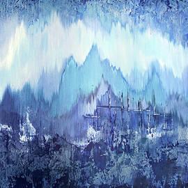 Through To Stillness by Shadia Derbyshire