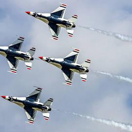 Bill Gallagher - Thunderbirds In Formation
