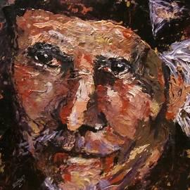 Tibetian Man by Barbara O'Toole