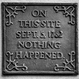 Tidbit of British History by Andrew Wilson