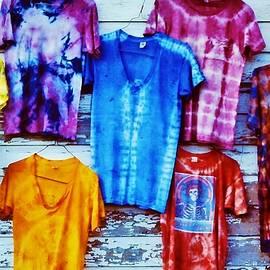Susan Carella - Grateful Dead Tie Dye