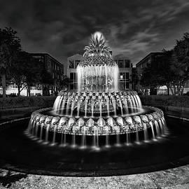 Norma Brandsberg - Tiered Pineapple Fountain