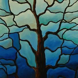 Emily Page - Tiffany Tree