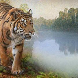 R christopher Vest - Tiger Along The River