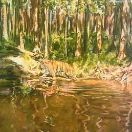 Rosanne Gartner - Tiger Lake