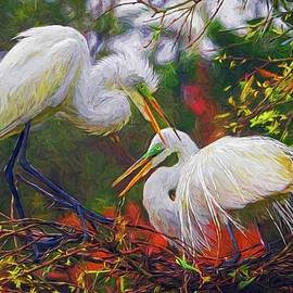 Time For A Nest by Alice Gipson