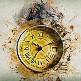 Ian Mitchell - Time
