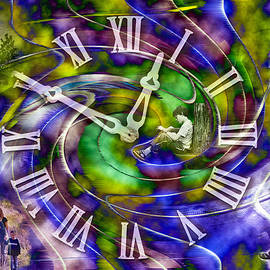 Time Never Stops by James Steele