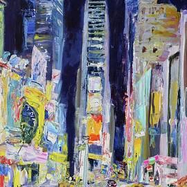 Greg Kalamar - Time Square 05/07/2007