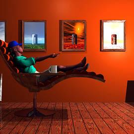 Walter Oliver Neal - Time Traveler