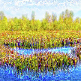 Joel Bruce Wallach - Timeless Lake Day