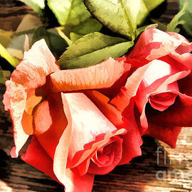 Judy Palkimas - Timeless Tropicana Roses