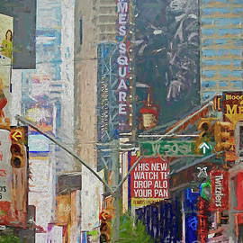 Darrel Giesbrecht - Times Square