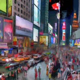 Ronald Bolokofsky - Times Square Revival