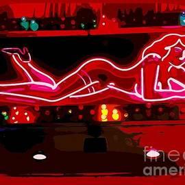 Ed Weidman - Times Square Vixen
