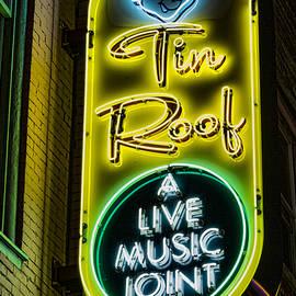 Stephen Stookey - Tin Roof
