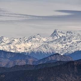 Kim Bemis - Tingling Overlook 2 - Himalayas India