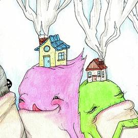 Julie McDoniel - Tiny houses