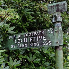 RKAB Works - To Loch Etive