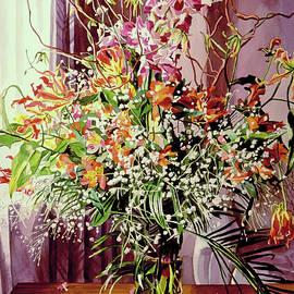 TOKYO ORCHID ARRANGEMENT - David Lloyd Glover