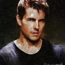 Mary Bassett - Tom Cruise, Hollywood Legend by Mary Bassett