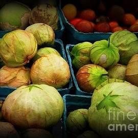 Tomatillos in Jackets by Miriam Danar