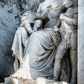Kathleen K Parker - Tomb Sculpture-Headless-NOLA