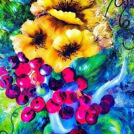 Eloise Schneider - Too Delicate for Words Intense Colors
