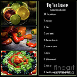 Top Ten Reasons by Deborah Klubertanz