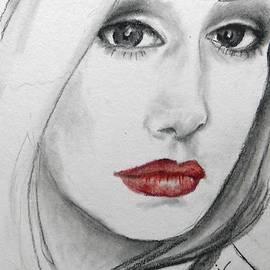 Tori, at 19 -- female portrait