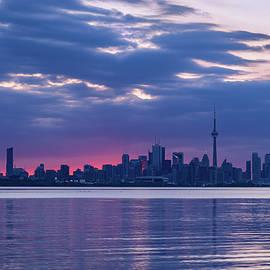 Georgia Mizuleva - Toronto in Fifty Shades of Violet and Purple