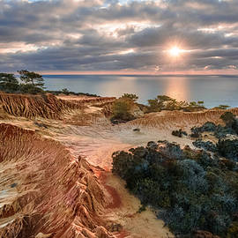 Alexander Kunz - Torrey Pines - Broken Hill Sunset