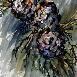 Tortured Roses by Carol Crisafi