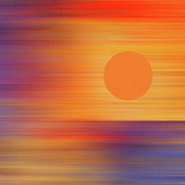 Georgiana Romanovna - Total Eclipse Of The Heart Abstract Eclipse 2017