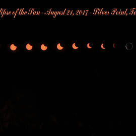 Total Eclipse Of The Sun by Kristin Elmquist