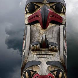 Bob Christopher - Totem Pole Alaska 15