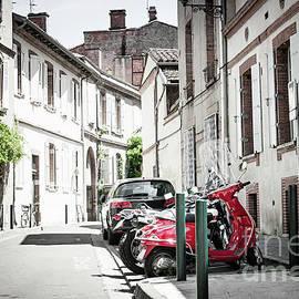 Toulouse street by Elena Elisseeva