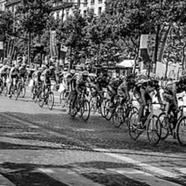 Tour de France. by Cyril Jayant