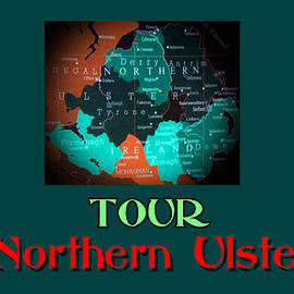 Tour Northern Ulster by Val Byrne