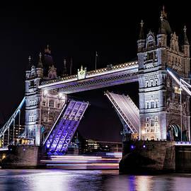 Tower Bridge Nights by Stephen Stookey