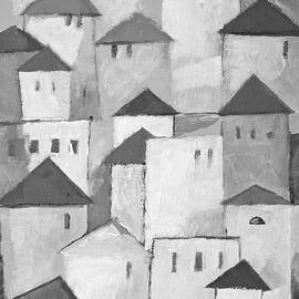 Town Black and White - Lutz Baar
