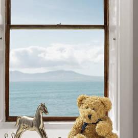 Amanda Elwell - Toys Overlooking The Ocean