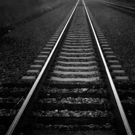 Train Tracks by Gregory Dyer