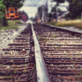 Tracks to Somewhere by Cary Songy