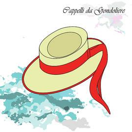 Marina Usmanskaya - Traditional hat of gondolier